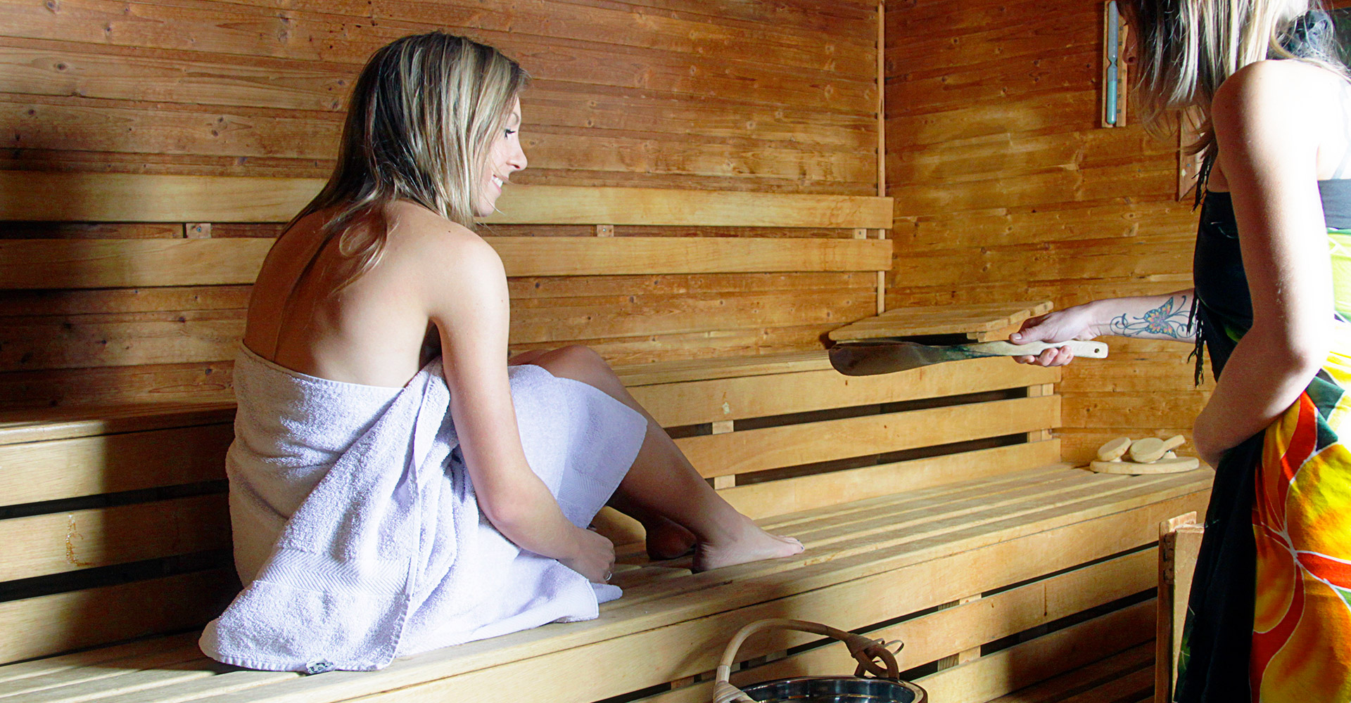 Sauna | Wellness